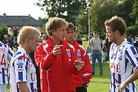 SC HEERENVEEN: Alex Pastoor, Gert-Jan Verbeek, ©foto Martin de Jong