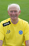 St Johnstone FC 2013-14<br /> Jocky Peebles U20 Assistant<br /> Picture by Graeme Hart.<br /> Copyright Perthshire Picture Agency<br /> Tel: 01738 623350  Mobile: 07990 594431