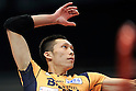 Yoshihiko Matsumoto (Blazers), MARCH 5, 2011 - Volleyball : 2010/11 Men's V.Premier League match between F.C.Tokyo 0-3 Sakai Blazers at Tokyo Metropolitan Gymnasium in Tokyo, Japan. (Photo by AZUL/AFLO).
