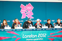 US Olympic Sailing Team Press Conference July 26, 2012