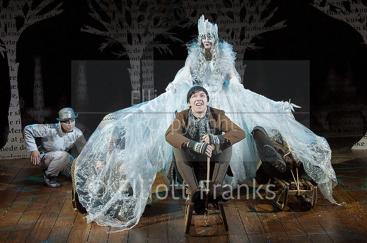 The Snow Queen <br />