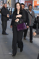 FEB 23 Mary-Louise Parker at Good Morning America