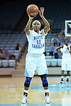 11 November 2012: North Carolina's Brittany Rountree. The University of North Carolina Tar Heels played the Duquesne University Dukes at Carmichael Arena in Chapel Hill, North Carolina in an NCAA Division I Women's Basketball game, and a quarterfinal in the Preseason WNIT. UNC won the game 62-58