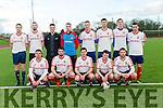 CSKA Tralee in the Greyhound Bar KO Cup 2nd Round Replay CSKA Tralee V  CG Killarney at Mounthawk Park on Saturday