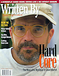 Written By cover featuring portrait of David Mamet.