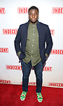 Okieriete 'Oak' Onaodowan attends the Broadway Opening Night Performance of  'Indecent' at The Cort Theatre on April 18, 2017 in New York City.