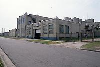 1990 June ..Conservation.MidTown Industrial..LOOKING WEST ON 23RD STREET.BETWEEN FAWN & GAZEL STREET...NEG#.NRHA#..