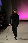 Edwing D'Angelo Runway Show at Couture Fashion Week Held at the The Waldorf-Astoria, Grand Ballroom, NY 2/19/12