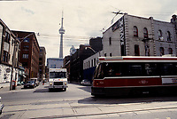 Toronto (On) CANADA - File Photo taken between 1992 and 1999 -