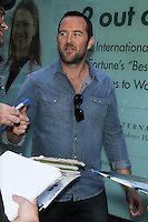 NEW YORK, NY-September 14: Sullivan Stapleton at Today Show to talk about the new season of Blindspot in New York. September 14, 2016. Credit:RW/MediaPunch
