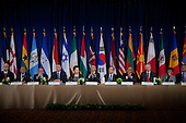 United States President Barack Obama makes remarks at a meeting of the Open Government Partnership, a global effort to make governments better at the Waldorf-Astoria in New York, New York on Tuesday, September 20, 2011.  .Credit: Allan Tannenbaum / Pool via CNP