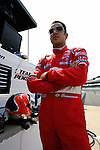 4-25 May 2008, Indianapolis,Indiana, USA.Helio Castroneves.©2008 F.Peirce Williams, USA.