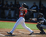 Ole Miss' Zach Kirksey (11) vs. North Carolina-Wilmington at Oxford-University Stadium in Oxford, Miss. on Sunday, February 26, 2012. Ole Miss won 10-5..