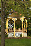 Gazebo in July
