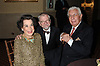 Kitty Carlisle Hart, Bill Baker and Jack Rudin ..at The Thirteen/WNET & WLIW 13th Annual Gala Salute..on June 13, 2006 at Gotham Hall. The honorees were, Tony Bennett, Henry Louis Gates, Jr and William Harrison. ..Robin Platzer, Twin Images