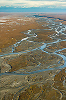 Aichiluk River draining out of the Brooks Mountain range in the Arctic National Wildlife Refuge, Alaska.