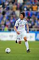 Katsuya Ishihara (Ventforet),.MARCH 25, 2012 - Football /Soccer : 2012 J.LEAGUE Division 2 ,5th sec match between Yokohama FC 0-2 Ventforet Kofu at NHK Spring Mitsuzawa Football Stadium, Kanagawa, Japan. (Photo by Jun Tsukida/AFLO SPORT) [0003].