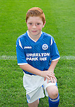 St Johnstone FC Academy Under 11's<br /> Connor Kelly<br /> Picture by Graeme Hart.<br /> Copyright Perthshire Picture Agency<br /> Tel: 01738 623350  Mobile: 07990 594431