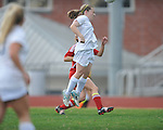 Oxford High's sarah Nash (19) vs. Lafayette High in girls high school soccer in Oxford, Miss. on Saturday, December 8, 2012. Oxford won 1-0.