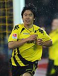 Fussball Bundesliga 2010/11, 12. Spieltag: Borussia Dortmund - Hamburger SV