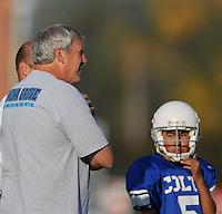 PeeWee Football - Colts vs Falcons Oct 6, 2007