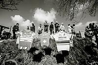 along the route<br /> <br /> 101th Ronde Van Vlaanderen 2017 (1.UWT)<br /> 1day race: Antwerp &rsaquo; Oudenaarde - BEL (260km)