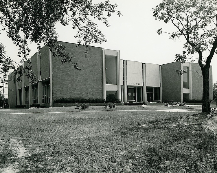 1965 July  24..Redevelopment.Old Dominion (R-28)..Kaufman Engineering building.Old Dominion College..Chiles Larson.NEG#..