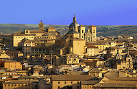 Spain Toledo Part of the old town Castile la Mancha.