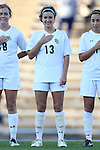 16 November 2012: Baylor's Hanna Gilmore. The Baylor University Bears played the Georgetown University Hoyas at Fetzer Field in Chapel Hill, North Carolina in a 2012 NCAA Division I Women's Soccer Tournament Second Round game. Baylor won the game 2-1 in overtime.