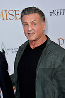 Sylvester Stallone at the premiere for &quot;The Promise&quot; at the TCL Chinese Theatre, Hollywood. Los Angeles, USA 12 April  2017<br /> Picture: Paul Smith/Featureflash/SilverHub 0208 004 5359 sales@silverhubmedia.com