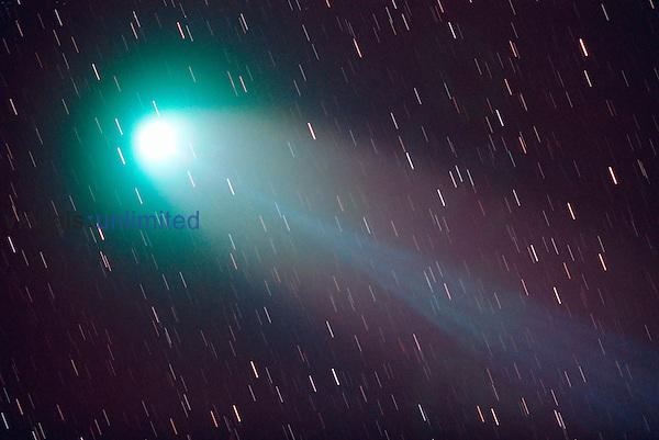 Comet Hyakutake, March 1996.