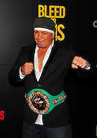 NEW YORK,NY November 014 : Vinny Paz attends as Open Road with Men's Fitness host the premiere of 'Bleed For This' at AMC Lincoln Square Theater on November 14, 2016 in New York City..@John Palmer / Media Punch