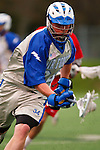 May 1, 2009:    #34David Mackintosh of Air Force in action during the NCAA Lacrosse game between Air Force and Ohio State at GWLL Tournament in Birmingham, Michigan. Ohio State defeated Air Force 10-5.  (Credit Image: Rick Osentoski/Cal Sport Media)