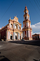 IGLESIA SAN FRANCISCO (MHN Monumento Histórico Nacional), CIUDAD DE SALTA, PROV. DE SALTA, ARGENTINA