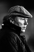Pix:Michael Steele/SWpix...Soccer. Manchester United, Old Trafford...COPYRIGHT PICTURE>>SIMON WILKINSON..Manchester United's Manager Alex Ferguson.