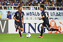(L to R) Hiroshi Kiyotake (JPN), Shinji Kagawa (JPN), .June 3, 2012 - Football / Soccer : .FIFA World Cup Brazil 2014 Asian Qualifier Final Round, Group B .match between Japan 3-0 Oman .at Saitama Stadium 2002, Saitama, Japan. .(Photo by Daiju Kitamura/AFLO SPORT) [1045]