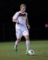 The Winthrop University Eagles lose 2-1 in a Big South contest against the Campbell University Camels.  Max Hasenstab (18)