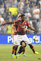 Sporting Park, Kansas City, Kansas, July 31 2013:<br /> Junior Tallo (20) AS Roma in action.<br /> MLS All-Stars were defeated 3-1 by AS Roma at Sporting Park, Kansas City, KS in the 2013 AT &amp; T All-Star game.