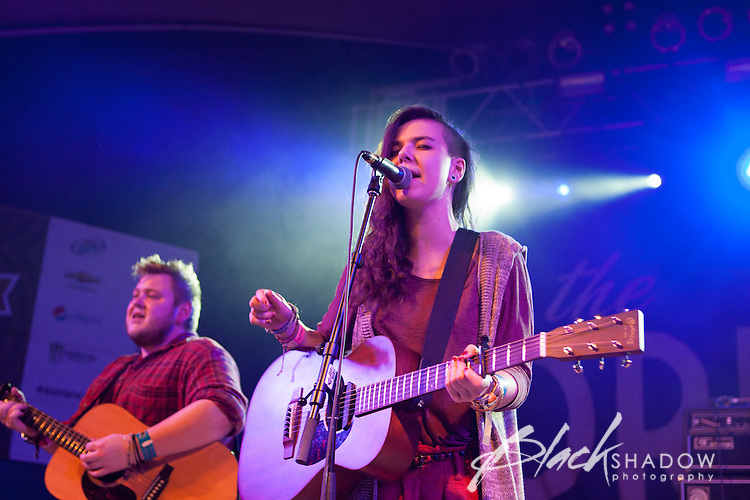 Of Monsters and Men performing at SXSW, Austin, Texas, March 2012