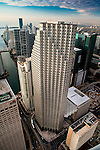 The Southeast Financial Center stands above the Downtown Miami Skyline.