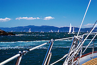 Sailing, Southern California, Santa Monica Bay, South Bay, SoCal, Motor Boating, Power Yachts,