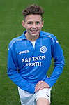 St Johnstone FC Academy U15's<br /> Morgan Miller<br /> Picture by Graeme Hart.<br /> Copyright Perthshire Picture Agency<br /> Tel: 01738 623350  Mobile: 07990 594431