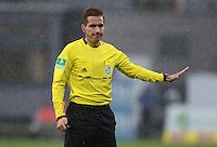 Fussball 1. Bundesliga :  Saison   2012/2013   9. Spieltag  27.10.2012 SpVgg Greuther Fuerth - SV Werder Bremen Schiedsrichter Tobias Stieler