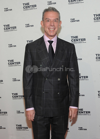 NEW YORK, NY - APRIL 20: NewYork Radio DJ Elvis Duran attends the the LGBT Community Center gala at Cipriani Wall street on April 20, 2017  in New York City. Photo by John Palmer/MediaPunch