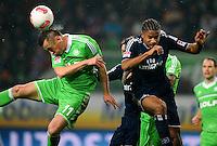 Fussball Bundesliga 2012/13: Wolfsburg - Hamburg