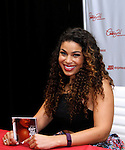 "Jordin Sparks Signs ""Right Here Right Now"""
