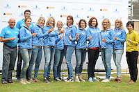 SCHAATSEN: ERMELO: 21-05-2014 Team Continu Perspresentatie, ©foto Martin de Jong