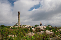 Thacher Island Art & Photo Day August, 2012