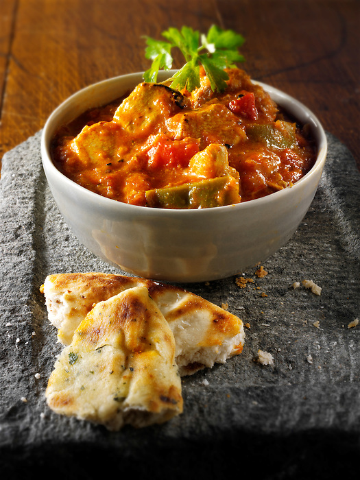 Chicken Balti Indian food stock pictures, photos fotos & images