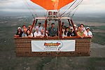 20101008 October 08 Cairns Hot Air Ballooning
